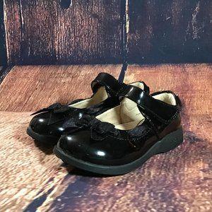Pediped Flex Toddler Sz 6 Natasha Black Mary Jane